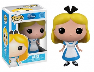 Alice in Wonderland POP! - figúrka Alice 10 cm