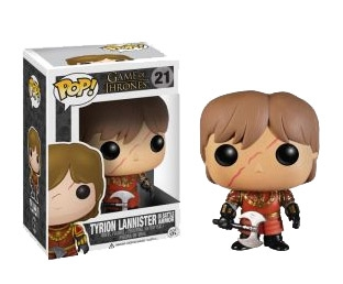 Game of Thrones POP! - figúrka Tyrion in Battle Armour 10 cm