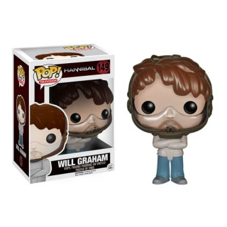 Hannibal POP! - figúrka Will Graham Straightjacket 10 cm