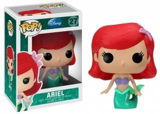 The Little Mermaid POP! - figúrka Arielle 10 cm