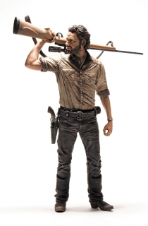 The Walking Dead - soška Rick Grimes 25 cm