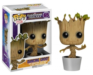 Guardians of the Galaxy POP! - bobble head Dancing Groot 10 cm