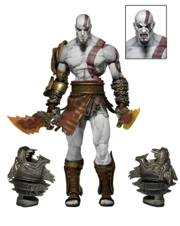 God of War 3 - figúrka Ultimate Kratos 18 cm