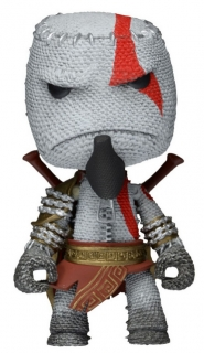 Little Big Planet - figúrka  Series 1 Kratos 13 cm