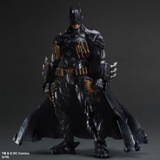 DC Comics Variant - figúrka Play Arts Kai Batman Armored 28 cm