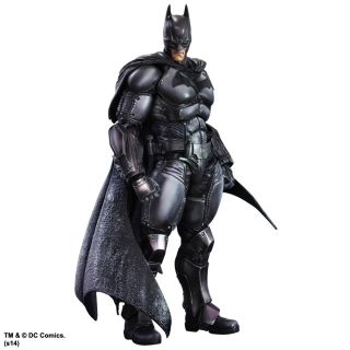 Batman Arkham Origins - figúrka Play Arts Kai Batman 27 cm