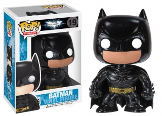 Batman The Dark Knight Rises POP! - figúrka Batman 9 cm