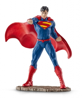 DC Comics - figúrka Superman fighting 10 cm