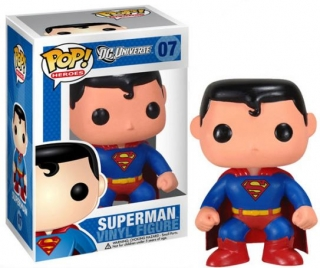 DC Comics POP! - figúrka Superman 10 cm