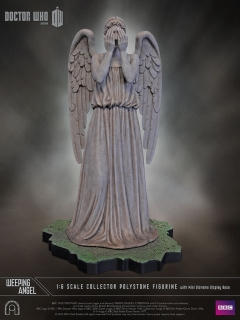 Doctor Who - soška Weeping Angel 28 cm