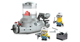 Despicable Me - stavebnica Minion Mobile