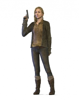 The Walking Dead - figúrka series 9 Beth Greene 15 cm