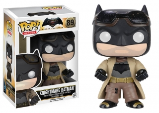 Batman v Superman POP! - figúrka Knightmare Batman 9 cm