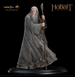 Hobbit - soška Gandalf the Grey 34 cm