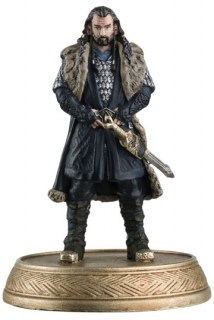 The Hobbit Collector's Models - figúrka Thorin Oakenshield 8 cm