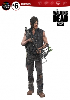 The Walking Dead - figúrka Daryl Dixon 18 cm