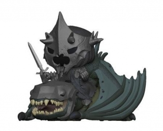 Lord of the Rings POP! - figúrka Witch King & Fellbeast 15 cm