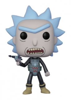 Rick and Morty POP! - figúrka Prison Escape Rick 9 cm