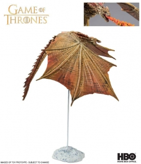 Game of Thrones - figúrka Viserion Ver. II 23 cm