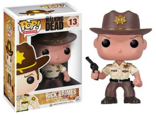 The Walking Dead POP! - figúrka Rick 10 cm
