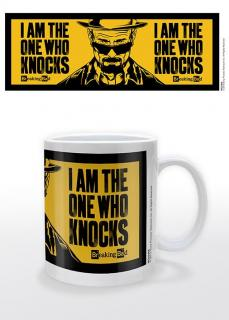 Breaking Bad - hrnček I Am The One Who Knocks 0,33l