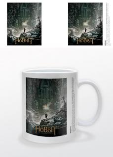 The Hobbit The Desolation of Smaug - hrnček One Sheet 0,33l