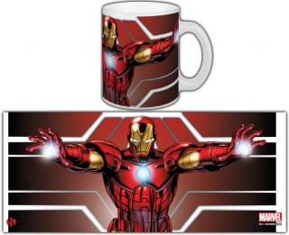 The Avengers - hrnček Iron Man 0,30l