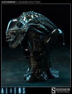 Aliens - busta Alien Warrior 34 cm
