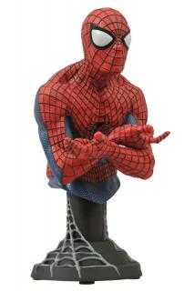 The Amazing Spider-Man 2 - busta Spider-Man 15 cm