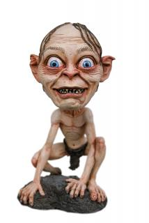 Lord of the Rings - bobble head Smeagol 15 cm