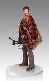 The Walking Dead - socha Daryl Dixon 46 cm
