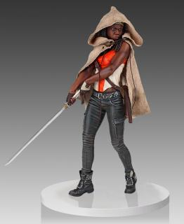 The Walking Dead - socha Michonne 44 cm