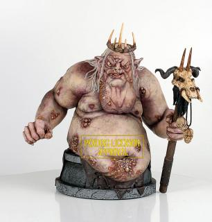 The Hobbit - busta Goblin King 23 cm