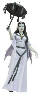 Munsters Select Series 2 - figúrka Raceway Lily 18 cm