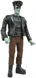 Munsters Select Series 2 - figúrka Hot Rod Herman 18 cm