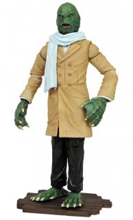 Munsters Select Series 2 - figúrka Uncle Gilbert Previews Exclusive 18 cm