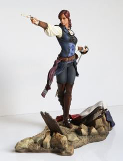 Assassin's Creed Unity - soška Elise The Fiery Templar 24 cm