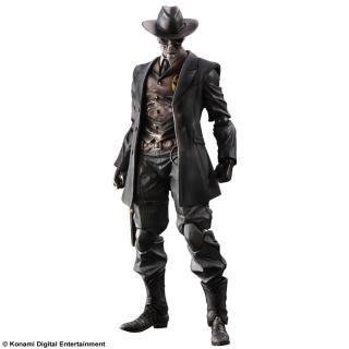 Metal Gear Solid V - figúrka Play Arts Kai Skull Face 27 cm