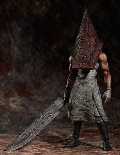 Silent Hill 2 Figma - figúrka Red Pyramid Thing 20 cm