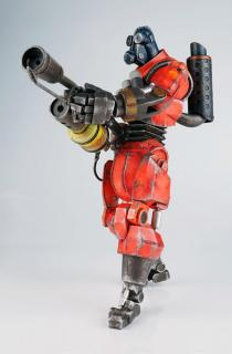 Team Fortress 2 - figúrka Red Robot Pyro 27 cm