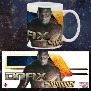 Guardians of the Galaxy - hrnček Drax the Destroyer 0,30l