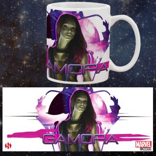 Guardians of the Galaxy - hrnček Gamora 0,30l