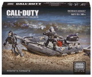 Call of Duty - stavebnica RIB Beach Assault