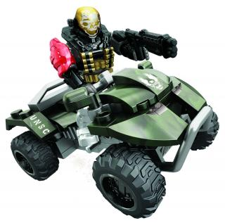 Halo - stavebnica UNSC All-Terrain Mongoose