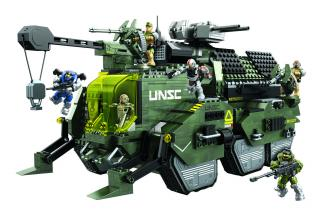Halo - stavebnica UNSC Elephant Troop Carrier