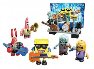 SpongeBob SquarePants - stavebnica Rock Band