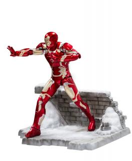 Avengers Age of Ultron - vignette Iron Man Mark XLIII 20 cm