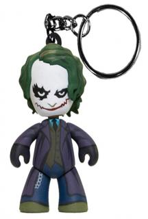 Batman The Dark Knight Mez-Itz - PVC kľúčenka Joker 5 cm