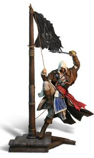 Assassin's Creed IV Black Flag - soška Edward Kenway Master of the Seas 45 cm
