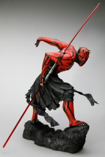 Star Wars ARTFX - soška Darth Maul 28 cm